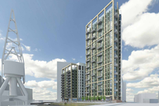 Assael Architecture's Deptford scheme