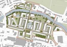 Bath Western River-side, a scheme for 2,200 homes and a riverside park.