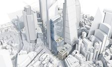 The 6-8 Bishopsgate scheme by Wilkinson Eyre Architects