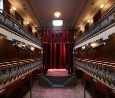 Foster Wilson Architects' refurbished Hoxton Hall