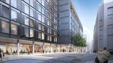 Hopkins' Vine Street student scheme for Urbanest in the City of London