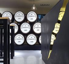 Penderyn Distillery for the Welsh Whisky Co.