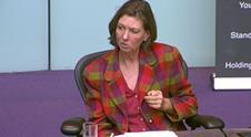 Julia Park contributes to a London Assembly Housing Committee debate on 6 December 2016