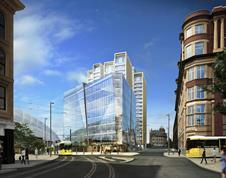 Sheppard Robson's New Victoria Manchester
