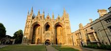Peterborough Cathedral west front