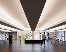 Lyric Theatre Hammersmith by Rick Mather Architects