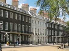 AA campus in Bedford Square.