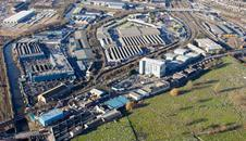Old Oak Common aerial view
