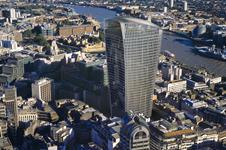 Walkie talkie tower, 20 Fenchurch Street, Land Securities, Canary Wharf, City