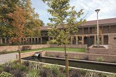 PRP's Pilgrim Gardens, a dementia care home in Leicester