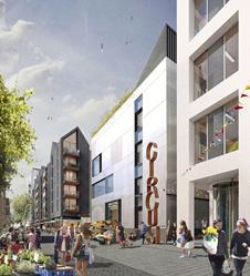 Shedkm's proposals for Brighton's Circus Street