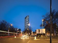 Allies and Morrison's 41-storey tower for the Eileen House site on Newington Causeway in south London.
