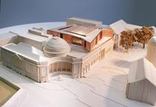Gareth Hoskins Architects' Aberdeen Art Gallery project