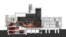 Everyman Theatre, Liverpool, by Haworth Tompkins