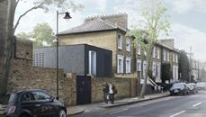 Halliford Street housing by Edgley Design