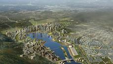 KP's new city at Meixi Lake in Changsha