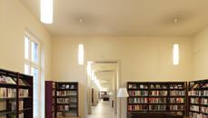 Blankenberge Public Library by Sergison Bates Architects