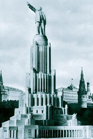 Top 10 Unbuilt Towers Palace Of The Soviets By Boris