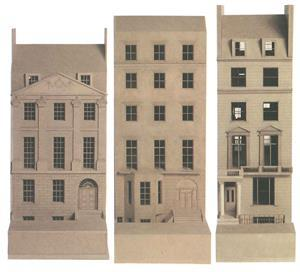Architecture students reveal how beautiful urbanism can be for English terrace