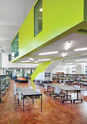 Waltham Forest College By Richard Hopkinson Architects And