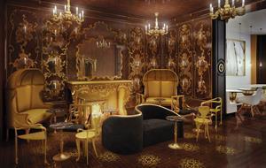 Sans souci boutique hotel by david archer architects for Design hotel boutique vienna
