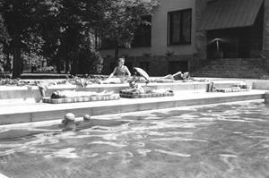 David Kohn's inspiration: Villa Necchi Campiglio, Milan   Building ...