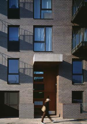 Bridport House East London By Karakusevic Carson