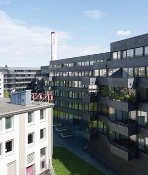 Voltamitte Housing In Basel By Christ Amp Gantenbein