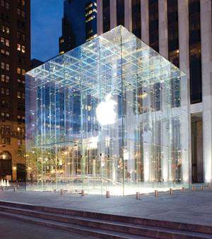 Foster To Re Design The Apple Store But Can He Improve