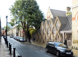 Roupell Street - proposed
