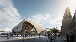 AHR - Oxford station proposal