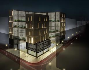 Belsize Architects - Saudi project in Dhahran