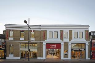 Wren Architecture's East shopping centre in Upton Park
