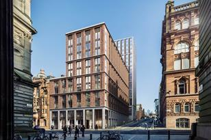 Hoskins £70m Glasgow City Centre plans
