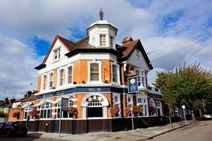 The Turks Head, Twickenham, Middlesex