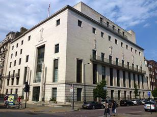 RIBA headquarters, 66 Portland Place