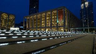 David Geffen Hall at the Lincoln Centre