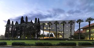 Issam Fares Institute by Zaha Hadid Architects