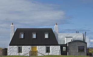 House No 7 in Scotland by Denizen - Stephen Lawrence Prize winner