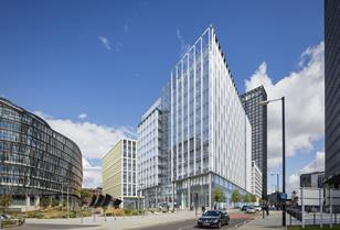 3 Angel Square Noma Manchester