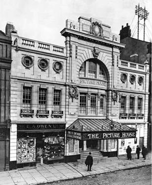 The Futurist Cinema