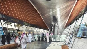 Foster and Partners - Jeddah visualisations