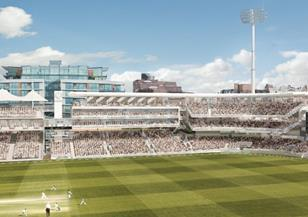 Lords new stand