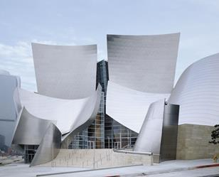 Walt Disney Concert Hall by Frank Gehry, 2003
