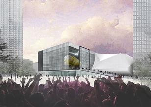 The Factory Manchester by OMA