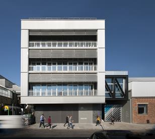 Architecture and the Office- Office Building Studies- Building Design