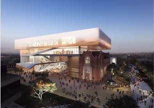 New Museum for Western Australia in Perth by OMA and Hassell