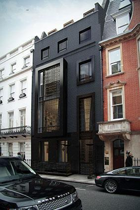 SHH's Mayfair House