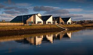 Keppie Design's Stromness school