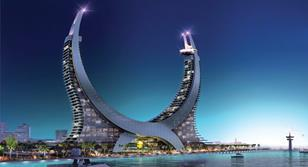 Katara Towers, Qatar
